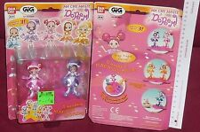 BOX SET FIGURE GASHAPON FATE MANGA/ANIME MAJOCCO OJAMAJO-MAGICA DOREMI + LULLABY