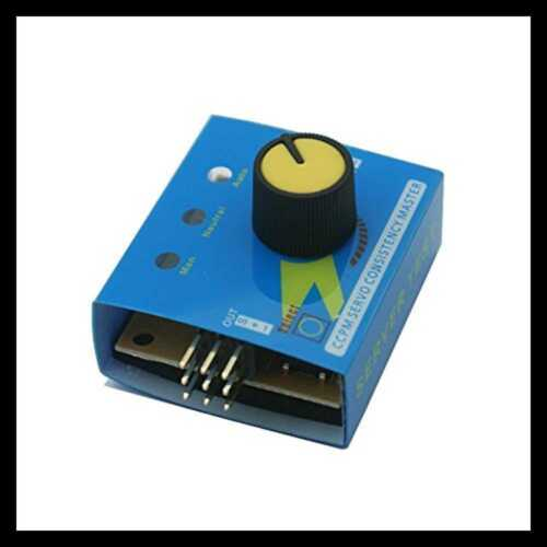 RC Servo Tester 3CH Digital Multi ECS Consistency Speed Controler Checker