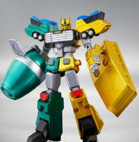 NEW BANDAI Super Robot Chogokin King of Braves GaoGaiGar GEKIRYUJIN ActionFigure