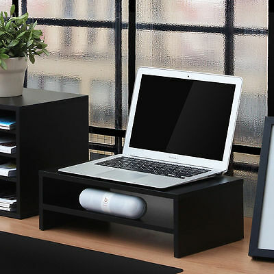 Fitueyes Desktop Computer Riser Monitor Stand Laptop TV Office Desk Organizer