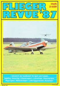 2f8703/ Flieger Revue Nr. 409 - 3/1987 - TOPP HEFT