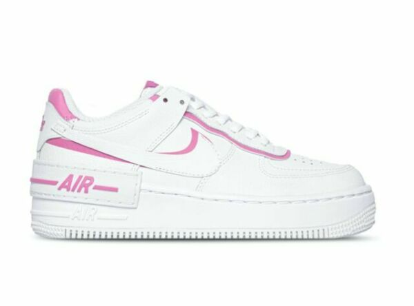 Size 11 - Nike Air Force 1 Shadow White Magic Flamingo for sale ...