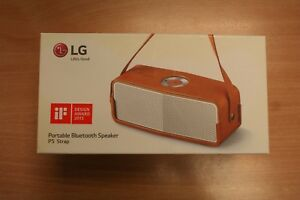 Details about LG Music Flow P5 Strap Portable Bluetooth Speaker Classic  Style Design & Color