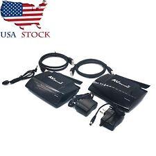 PAT-580 5.8GHz Wireless Transmitter Receiver AV Audio Video Adapter HDMI US SHIP