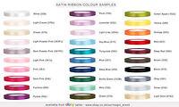 Satin ribbons FULL REEL 25m