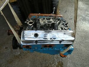AMERICAN SMALL BLOCK CHEVY 305 5.0 V8 ENGINE 14010201 CODE ...