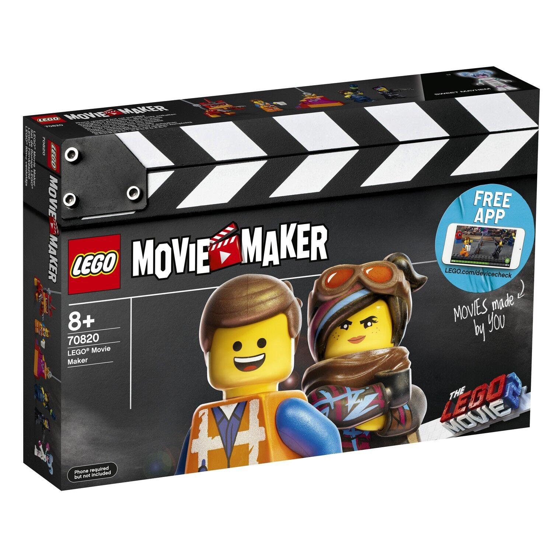 LEGO 70820 - The Lego Movie 2 - LEGO Movie Maker