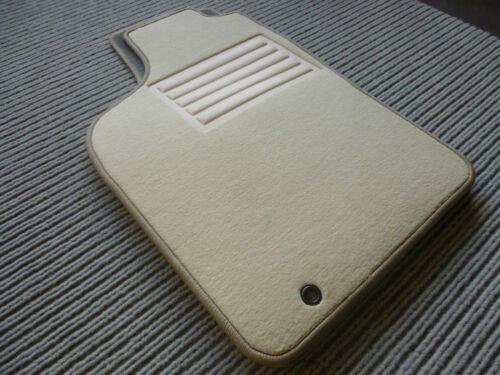 Original Lengenfelder NEU $$$ BEIGE $$$ Fußmatten passend für Saab 900 II