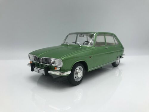 Renault 16  1965 metallic-hellgrün  1:24 Whitebox  />/>NEW/</<