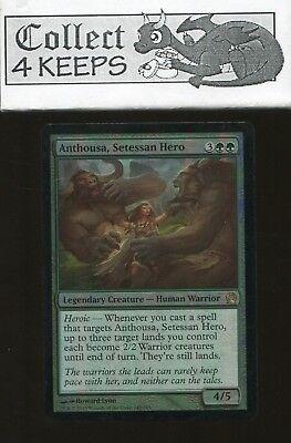 Anthousa Theros NM Setessan Hero MTG Foil