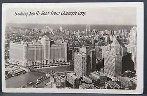 North-East-from-Chicago-S-Loop-USA-Postcard-Ak-Postcard-Lot-A3786