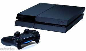 Sony PlayStation 4 500 GB Jet Black Console
