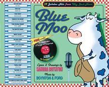 Blue Moo : 17 Jukebox Hits from Way Back Never by Sandra Boynton (2007,...
