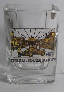 Sturgis-Rally-1994-Sturgis-South-Dakota-Square-Shot-Glass-2349