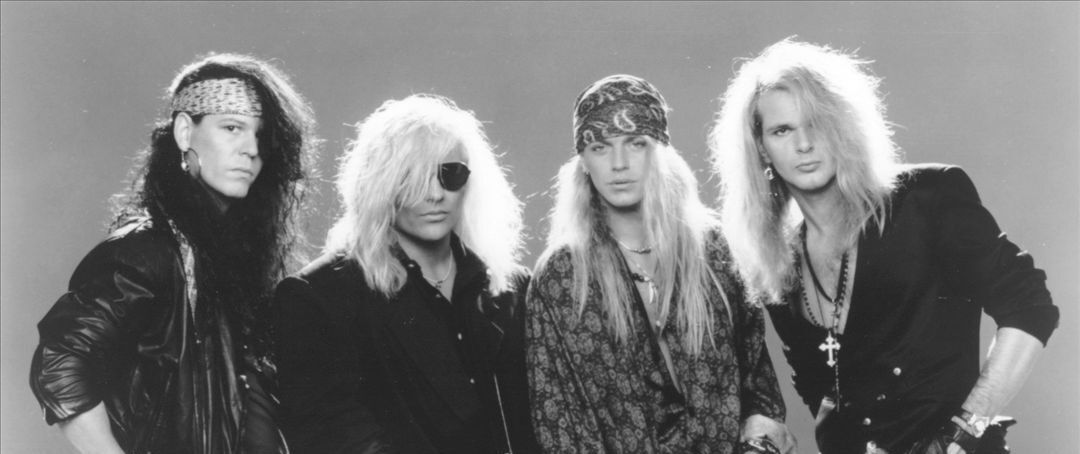 Poison with Cheap Trick