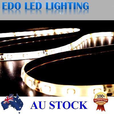 0.5/ 1 /2 metre 3528 12V DC LED strip lights warm white SMD 60LEDS waterproof