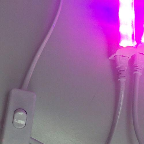 DEL Plant Grow Light T5 Tubes Éclairage Intérieur Pour Serre Fleur Hydroponique