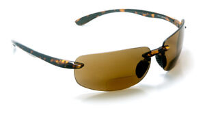 8ca234ab96 Image is loading Polarized-Bifocal-Reading-Sunglasses-with-Polycarbonate -Lens-for-