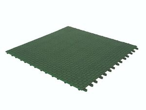 Piastrella mattonella pavimento da giardino multiplate verde