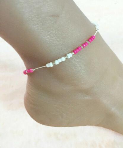 Women Summer Boho Ankle Foot Chain Bracelet Chain Jewellry Beach Bead Anklet
