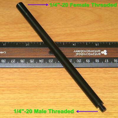 "Arkon AP1420 17mm 1//4/""-20 Camera Bolt Tripod Threaded Hole to 17mm Ball Adapter"