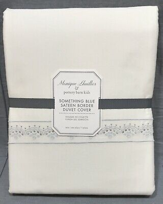 Pottery Barn Kids White Monique Lhuillier Something Blue