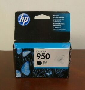 HP-950-Officejet-Black-Ink-Cartridge-CN049AN-NOS-Expired-3-2018-Free-Shipping