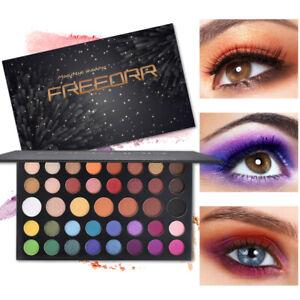 FREEORR-39-Colors-Eyeshadow-Palette-James-Charles-Matte-Glitter-Makeup-Shimmer