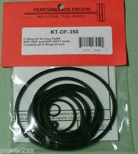 Details about Duo-Fast NSP-350F NSP-350F1 O-Ring Kit - KTDF350