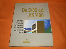 da s/36 ad as/400 mondadori 1991 in 8°