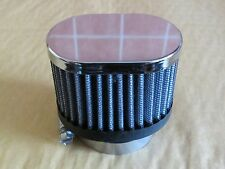 S & B Oval Air Filter Fits Motorcycle Carb Size 40mm RC84 RC 84