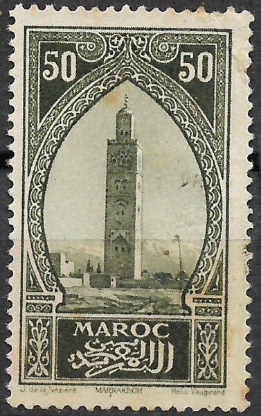 1920 Marruecos. Monumentos Prix ModéRé