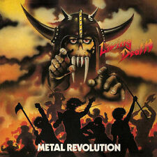 LIVING DEATH - Metal Revolution CD (Warhymns,2007) *Thrash Metal Classic