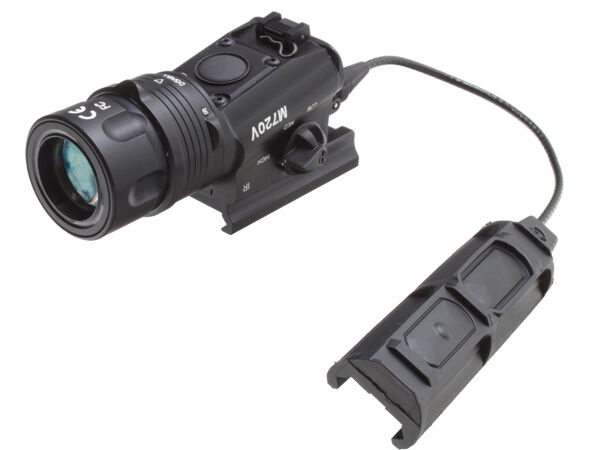 M720V Weapon Light Strobe Version Tactical Light with Rat Tail for Hunting