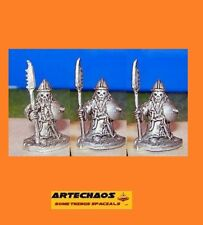DARK CHAOS DWARF/ CULTISTS C/ 3 x 15MM METAL FIGS /S.L.M.