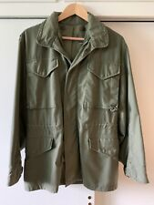 M65 JOHN RAMBO US ARMY COMMANDO FIRST BLOOD MILITARY COTTON JACKET FOR MEN