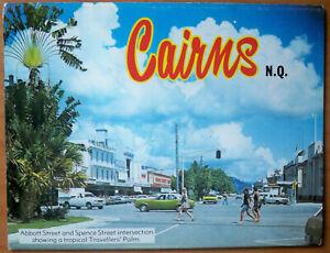 1970s-Vintage-Postcard-Folder-Cairns-NQ