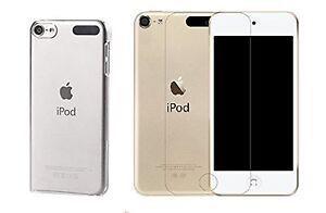 Combo-1-Coque-Gel-transparente-1-film-verre-trempe-0-26-mm-pour-iPod-Touch-5