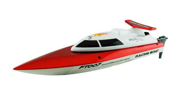 TOYS SFMFT007 RC RACING BOAT 35CM