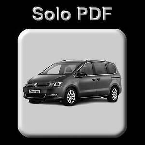 Rta vw sharan seat alhambra-ford galaxy diesel.