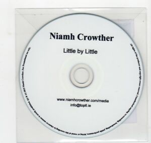 HV310-Niamh-Crowther-Little-By-Little-2015-DJ-CD