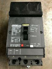 SQUARE D 30 AMP I-LINE CIRCUIT BREAKER 3 POLE 600 VAC HJA36030