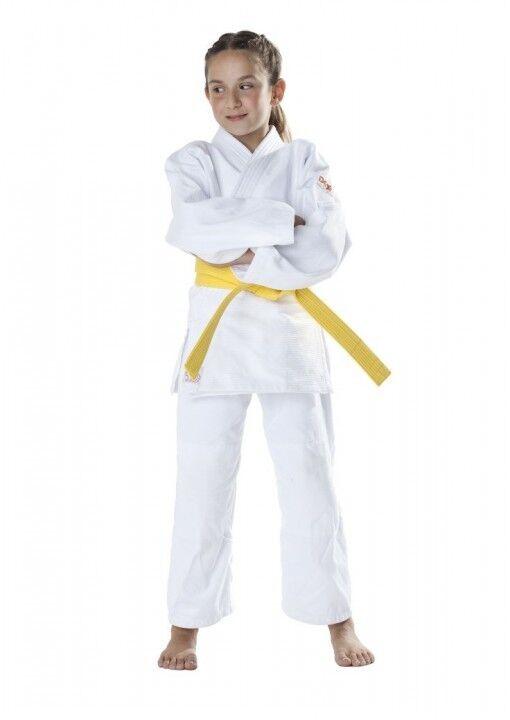 Dax Sports KINDER JUDOANZUG, DAX BAMBINI, BAMBINI, BAMBINI, weiß, Gr. 90-170cm.100% Baumwolle,390g 6bba25