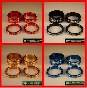 Bicycle Spacer 4pcs/set Wholesale bulk lot - 100 sets