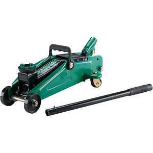 2 Ton Green Maasdam PowR Lift MPL4136 Trolley Jack