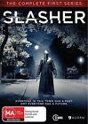 Slasher : Series 1 (DVD, 2016, 3-Disc Set)