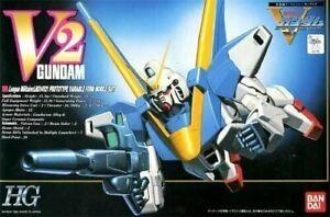 Bandai-V2-Gundam-Hg-1-100-Maqueta-de-Plastico-en-Kit-Japon