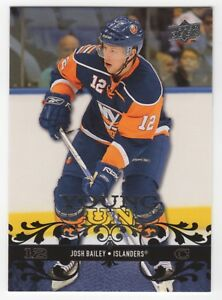 JOSH-BAILEY-2008-09-Upper-Deck-YOUNG-GUNS-SP-ROOKIE-479-NY-Isles