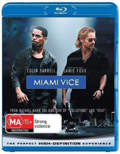 1 of 1 - Miami Vice (Blu-ray, 2008)