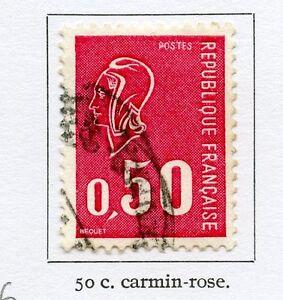 TIMBRE-FRANCE-OBLITERE-N-1664-MARIANNE-DE-BECQUET